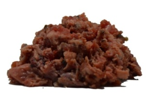 Rindfleisch bekommt den meisten Bullys und kann beim Barfen pur verabreicht werden