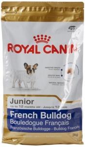 Royal Canin bietet Futter speziell für Bully-Welpen an